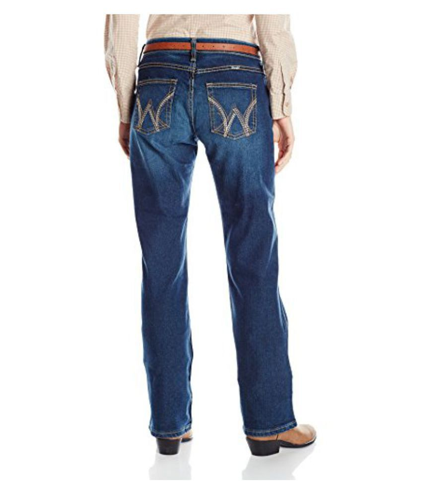 Wrangler Womens Cool Vantage Q-Baby Ultimate Riding Jean