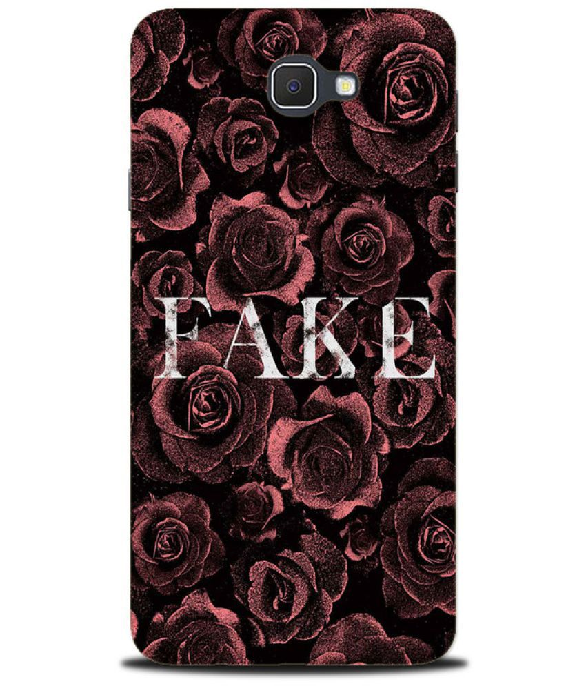 Samsung Galaxy J7 Prime Printed Cover By Empression