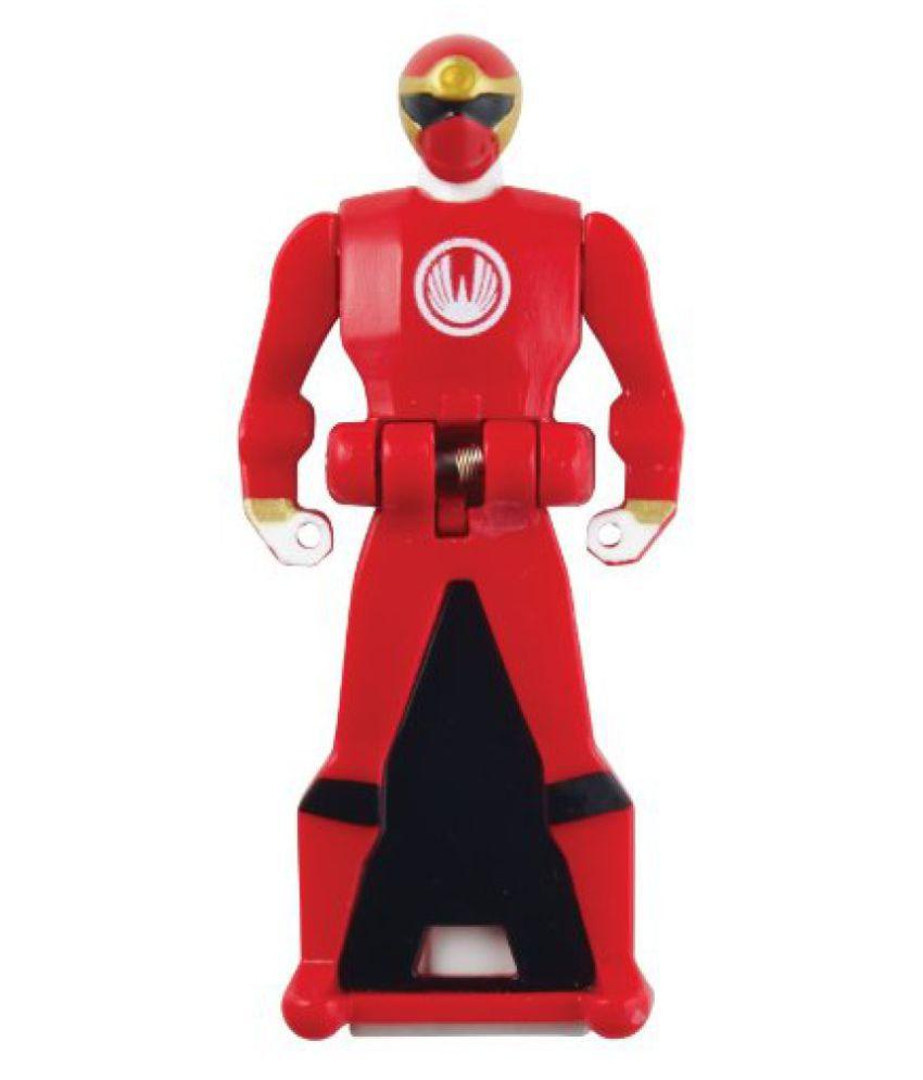 Power Rangers Ninja Storm Legendary Ranger Key Pack Red/Blue/Yellow