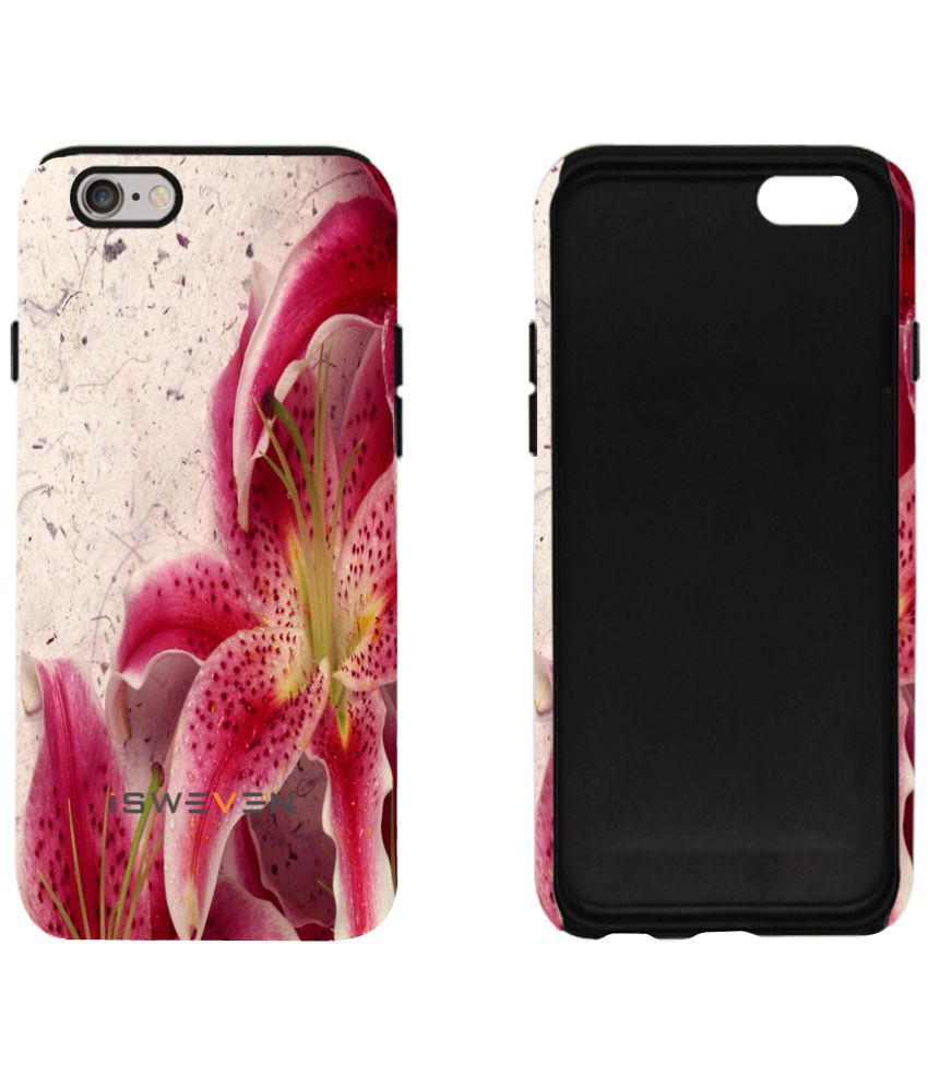 Apple iPhone 6S Printed Cover By iSweven