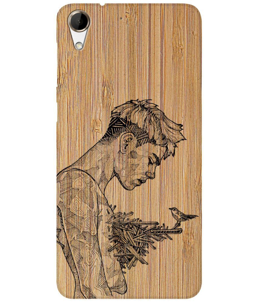 HTC Desire 728 Printed Cover By SWANK THE NEW SWAG