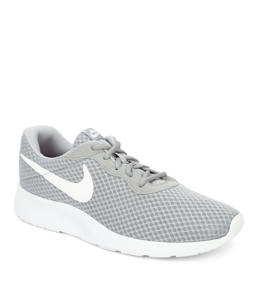 Nike NIKE TANJUN Gray Running Shoes - Buy Nike NIKE TANJUN Gray Running  Shoes Online at Best Prices in India on Snapdeal 60e969f9e