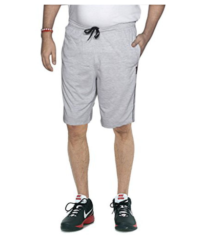 Indistar Mens Combo Pack(Pack of 5 3/4 Shorts/Bermuda and 4 Lower/Track pants)