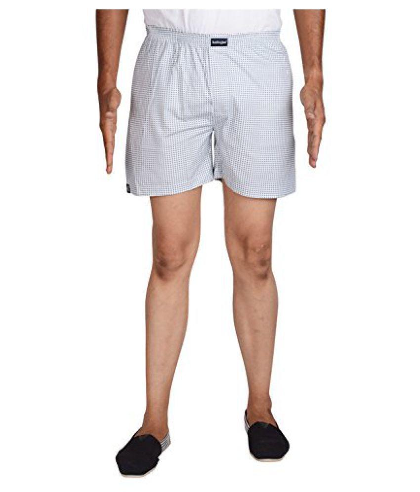 Kakojee Mens Cotton Shorts