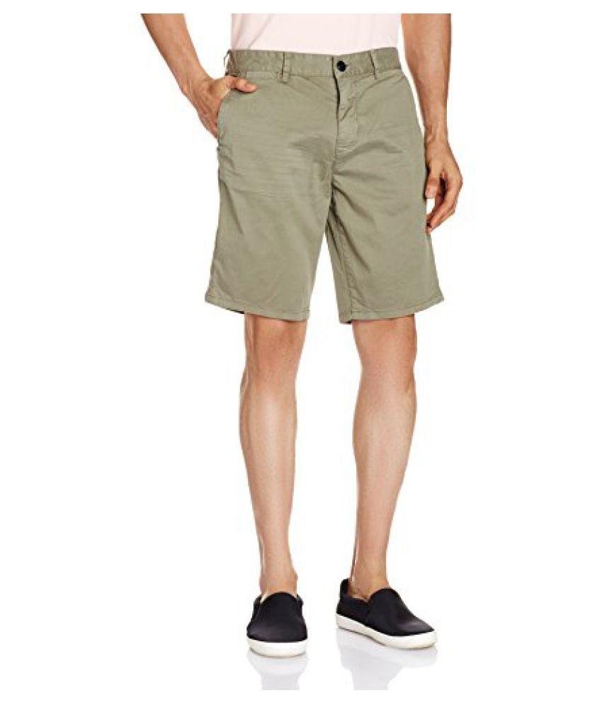 Quiksilver Mens Cotton Shorts