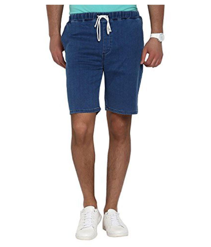 Abof Mens Cotton Shorts