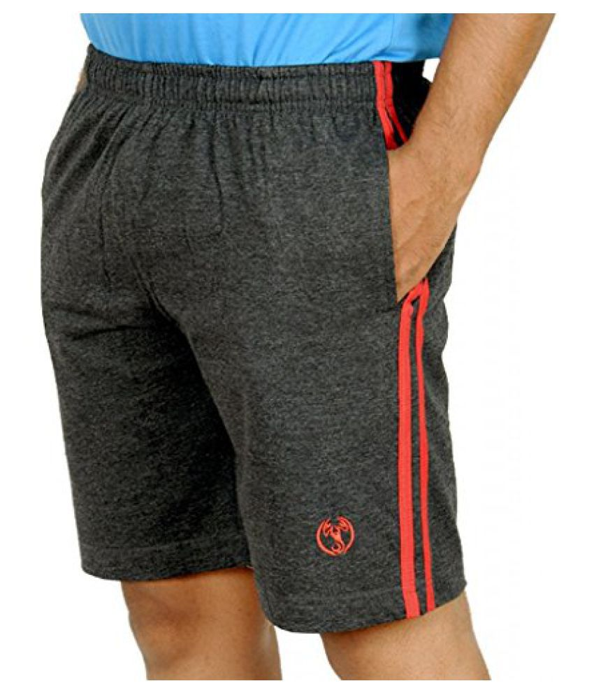 Scorpion Mens Cotton Shorts