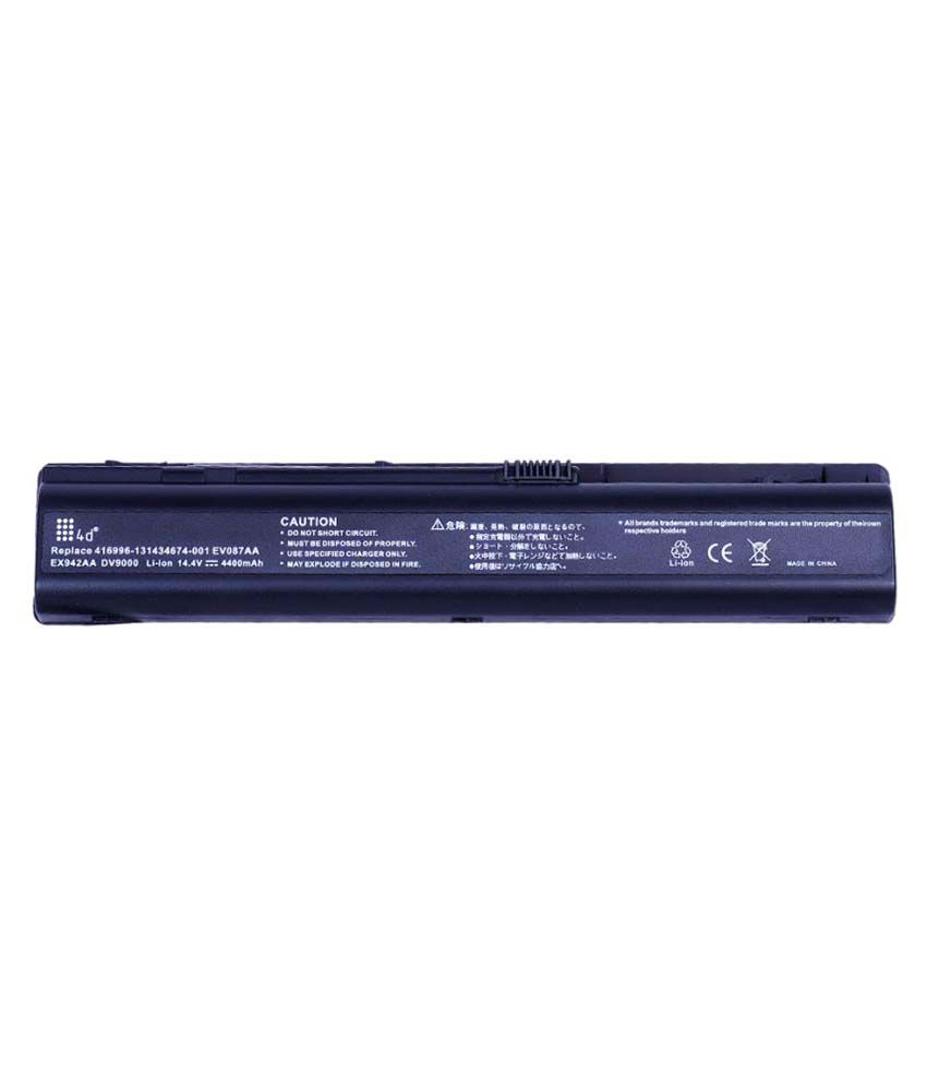4d Impex Laptop battery Compatible For HP 4d-HP-448007-001-6CLB