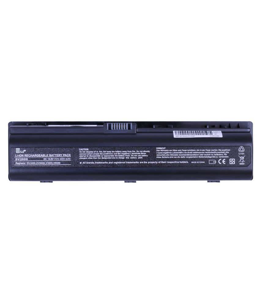 4d Impex Laptop battery Compatible For HP 4d-HP-PVLN-DV2125TU-6CLB