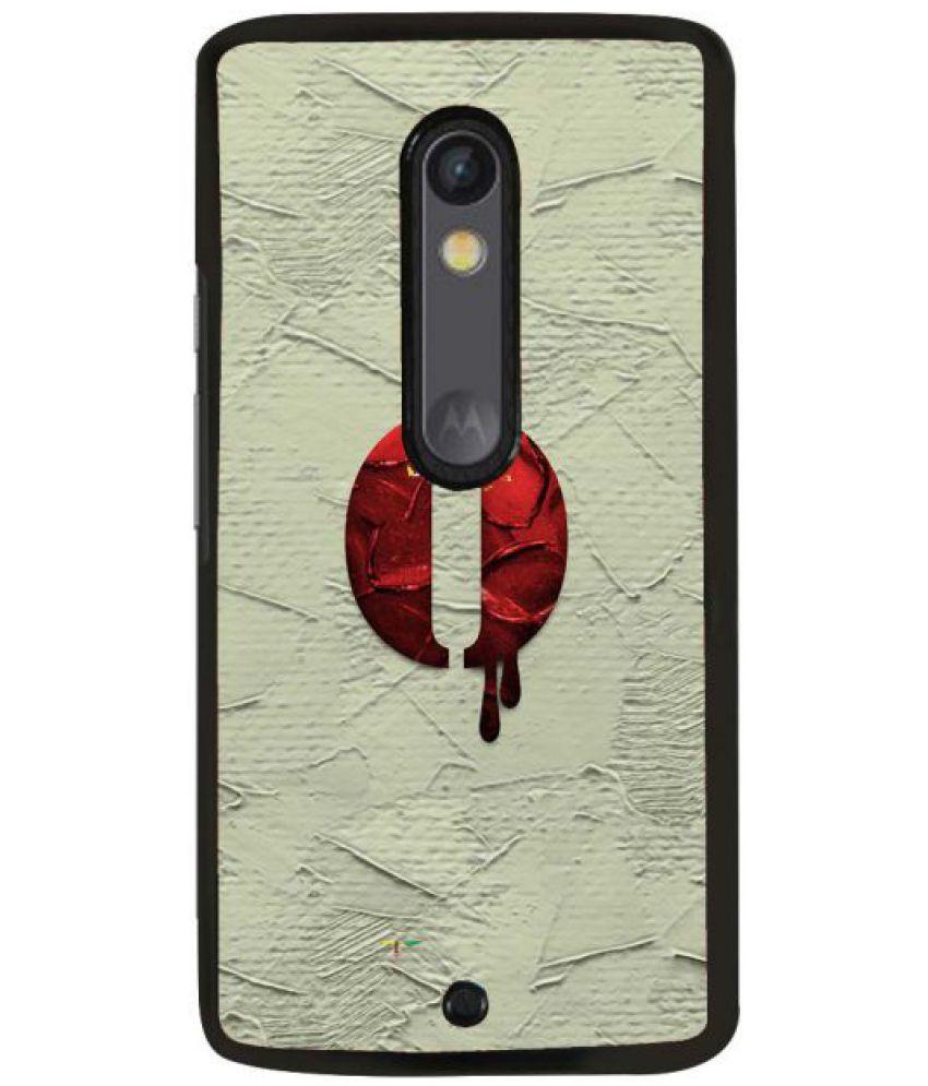 Motorola Moto X Play 3D Back Covers By YuBingo