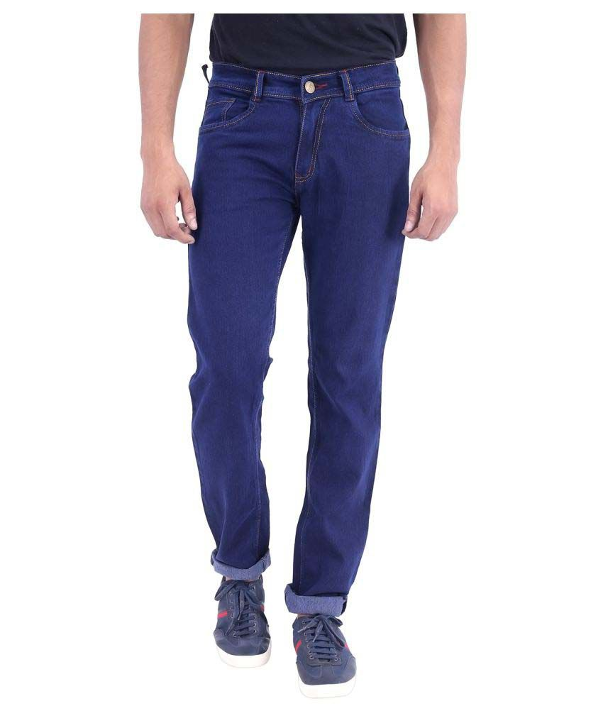 Johnnie Boy Dark Blue Slim Jeans