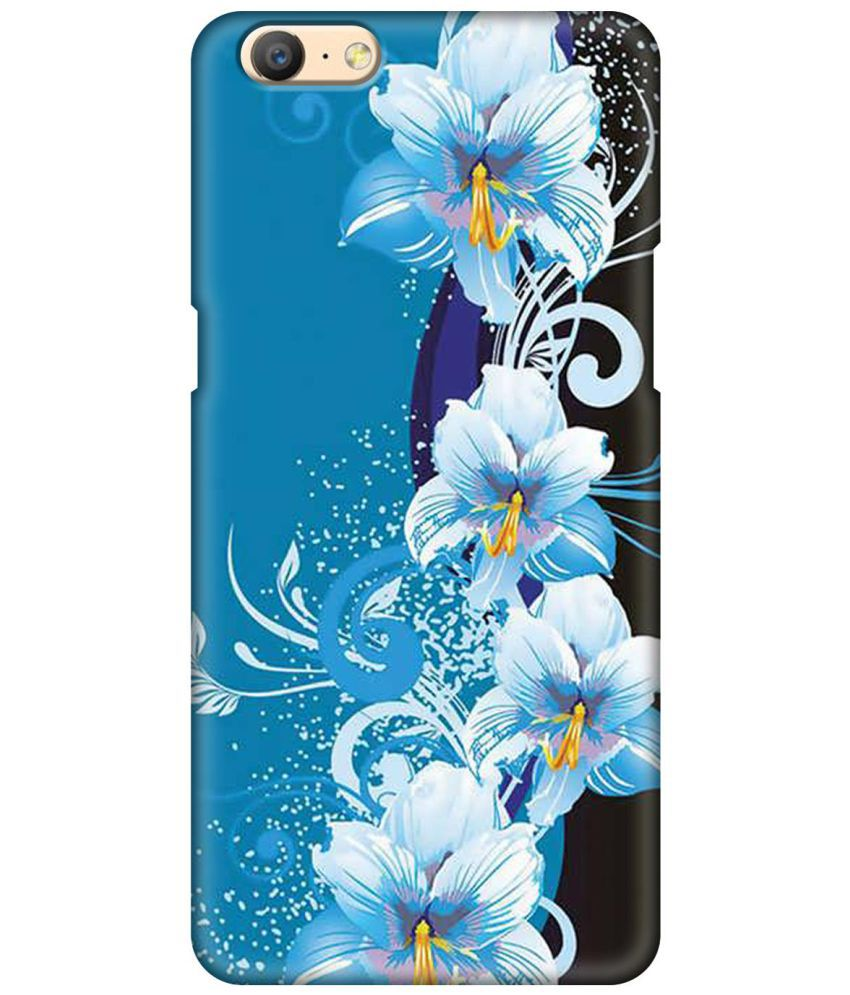 Oppo A57 Printed Cover By ZAPCASE