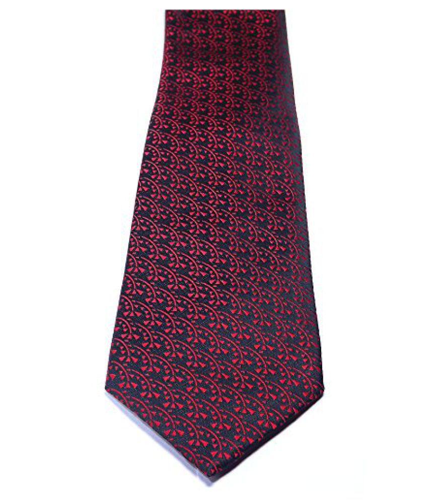 Mentiezi Men Micro Fibre Tie