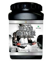Dee India Mass Gainer 1 Kg Unflavoured Mass Gainer Powder