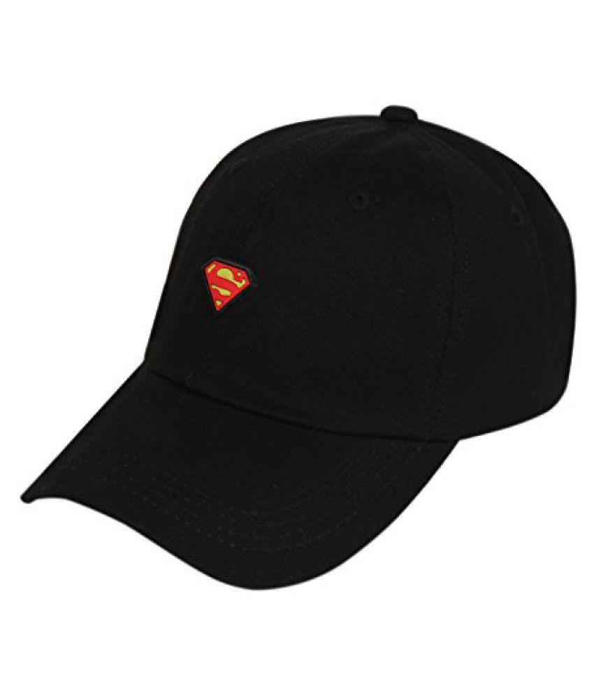 ILU Superman Caps black cap/Baseball Cap/hip hop Cap Snapback Caps cotton cap trucker hat dad caps Cap