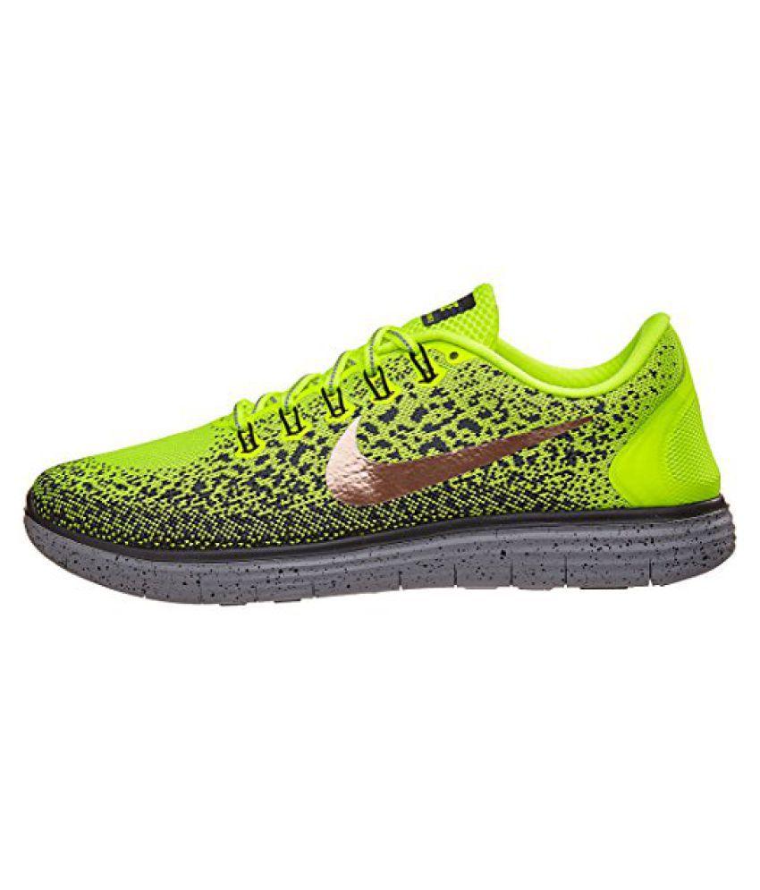 best cheap 0c7ad 4de48 Nike Free RN Distance Shield Men s Shoes Volt Red - Buy Nike ...
