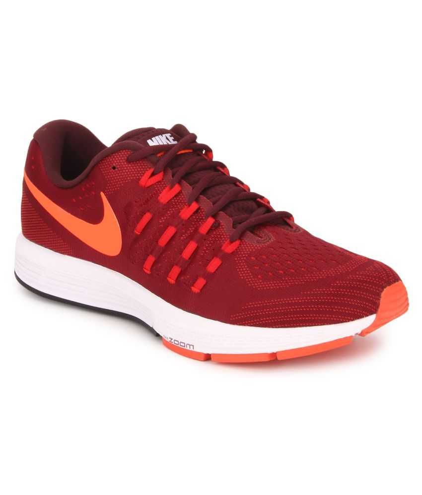 3cea383c631 ... low cost nike air zoom vomero 11 red running shoes c6615 6e842