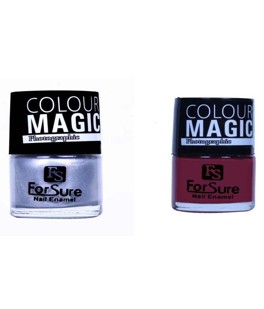 ForSure Nail Polish Multi Color Matte 100 gm