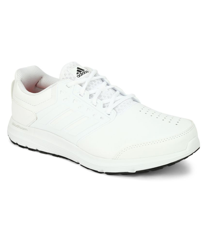 Adidas Galaxy 3 Trainer White Running Shoes - Buy Adidas Galaxy 3 ... ba198484b