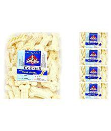 Nootie Milk Biscuits(Puppy)-6 Kg Combo Pack-Buy5 Get Milk Biscuit (Adult) 1 Kg Free