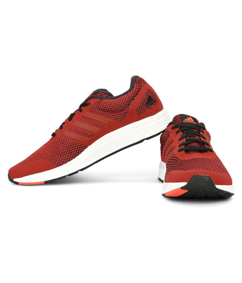 f06936db7 Adidas Mana Bounce M Red Running Shoes - Buy Adidas Mana Bounce M ...