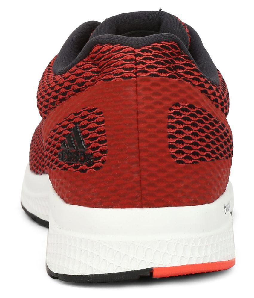 ce53bad33ec65 Adidas Mana Bounce M Red Running Shoes - Buy Adidas Mana Bounce M ...