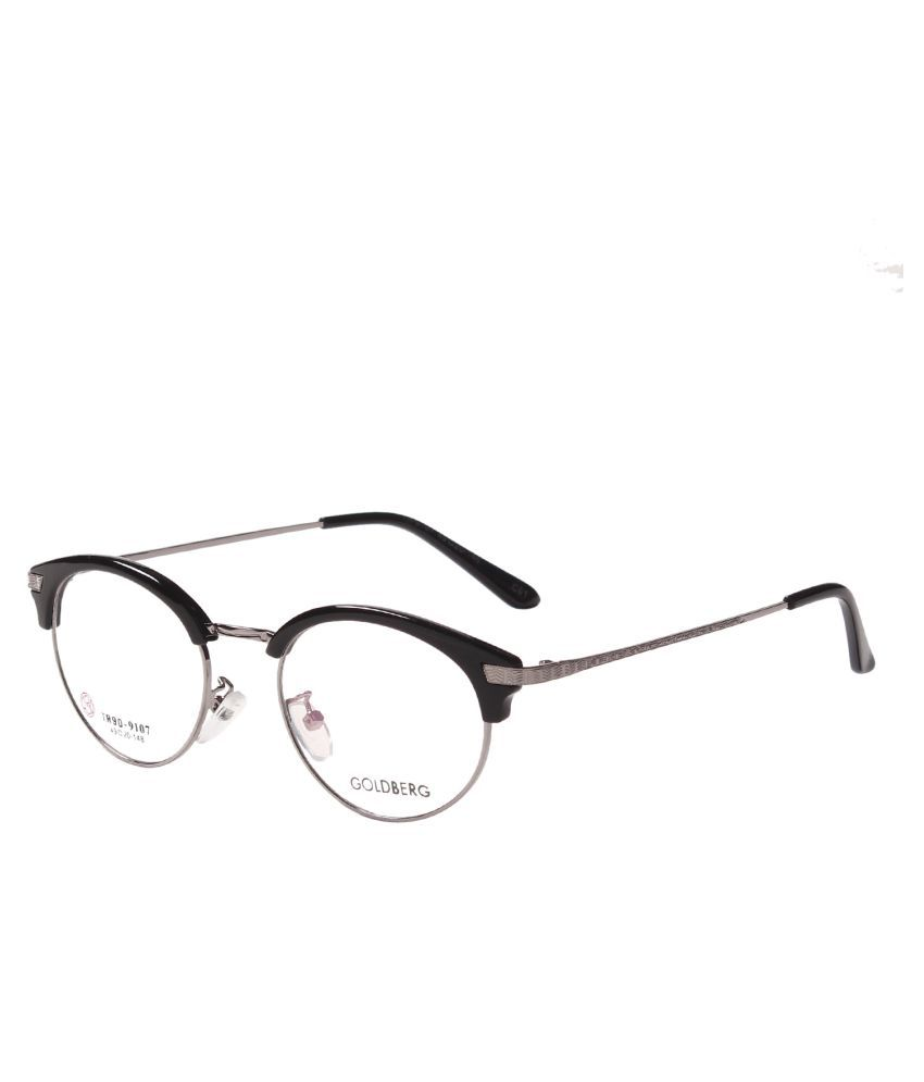 Gold Berg Cateye Spectacle Frame gb9107