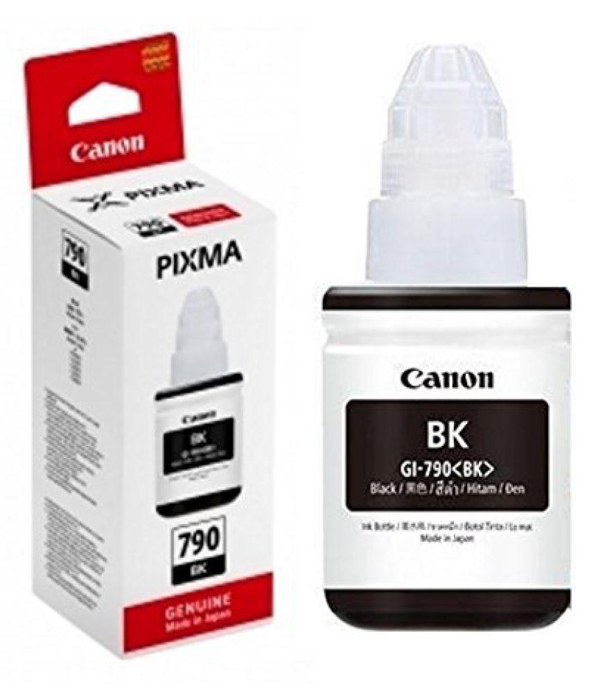 Canon GI 790 Yellow Original Ink Bottle For Canon Pixma