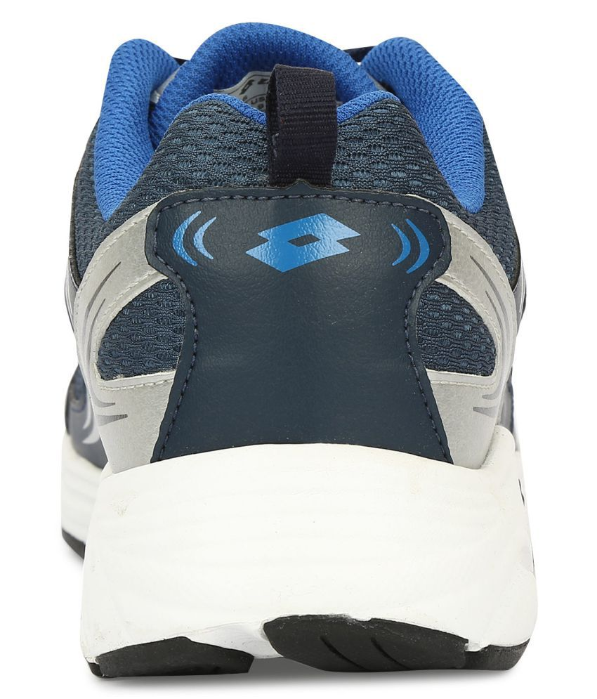 Lotto Speed run Blue Running Shoes