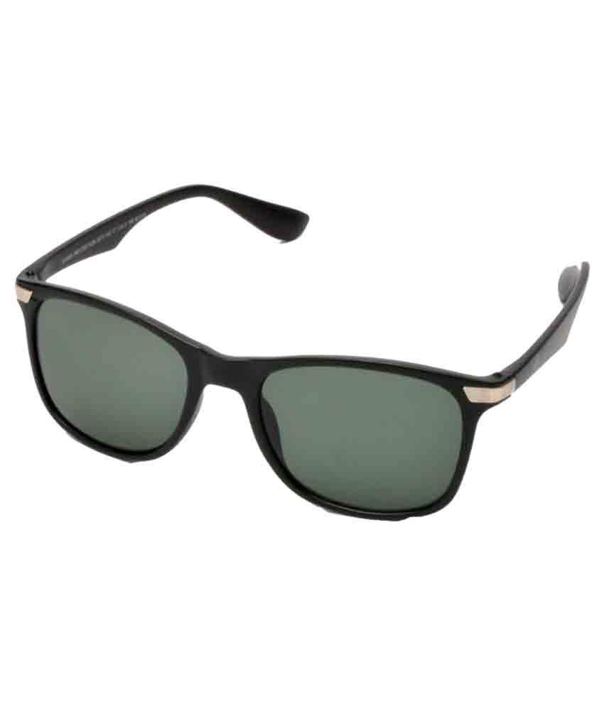 MTV Green Wayfarer Sunglasses ( MTV-142-C1W )