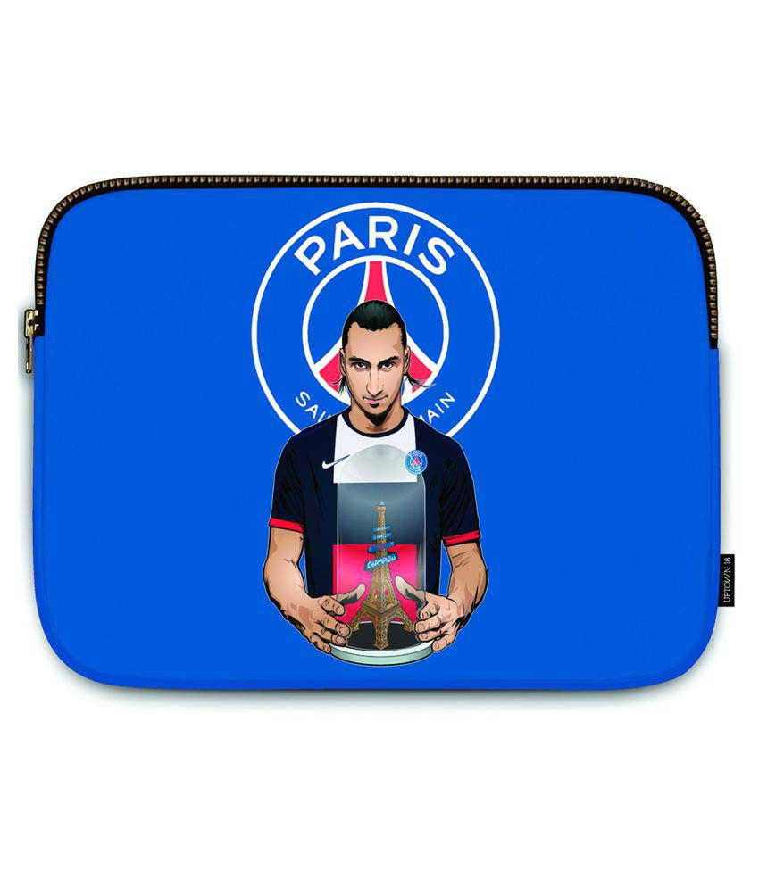 Go India Store Blue Laptop Cases