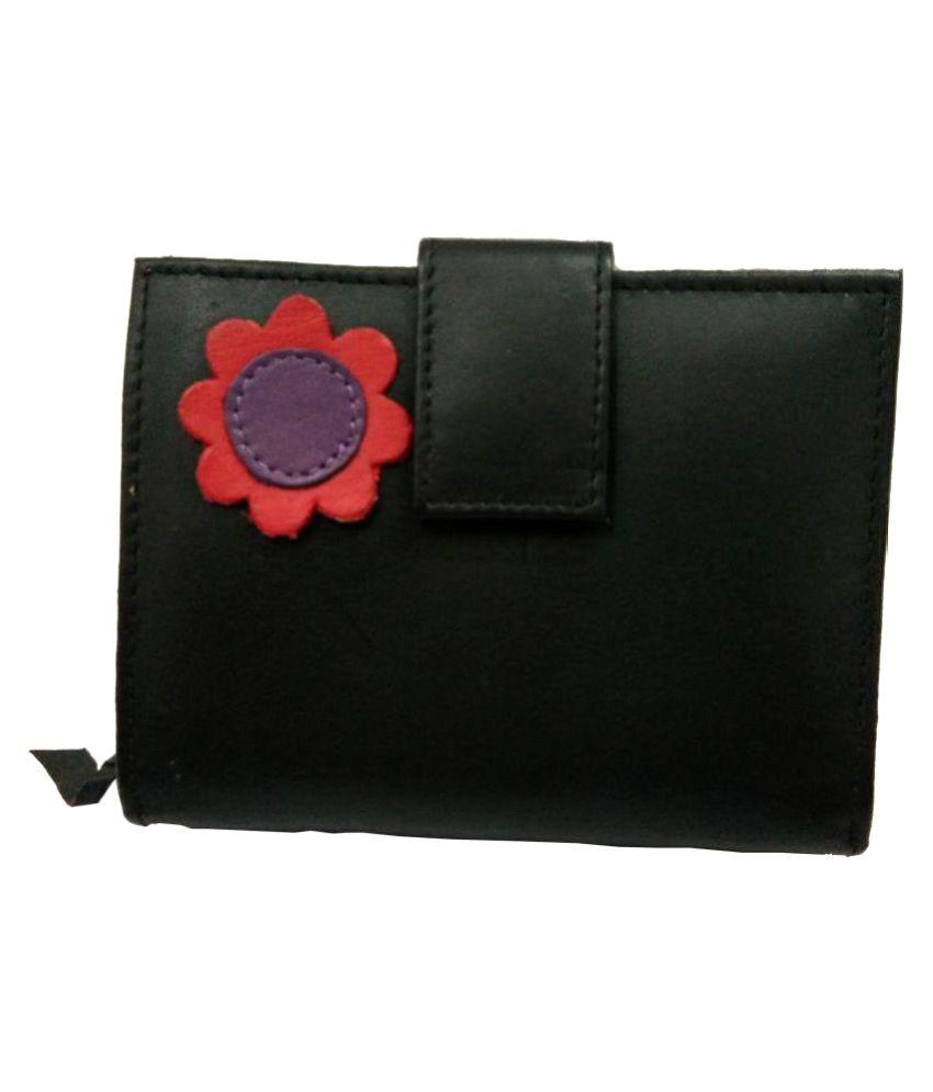 Designe Gallery Black Wallet