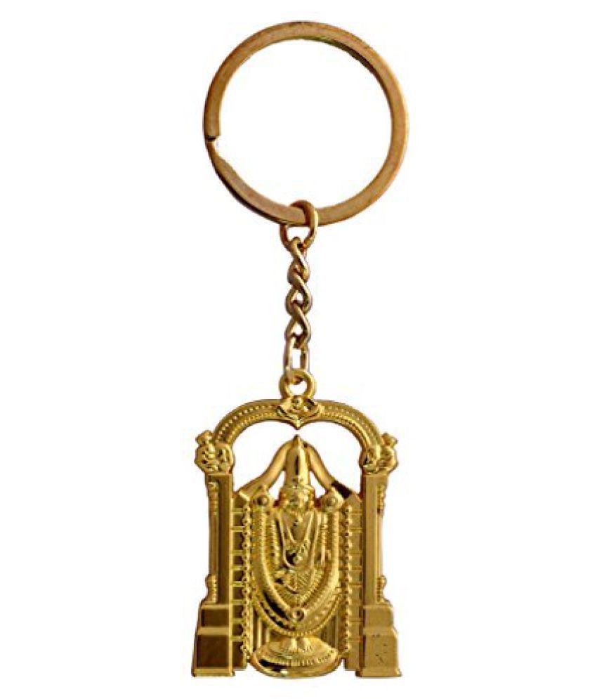 Oyedeal God Balaji Full Metal Key Chain