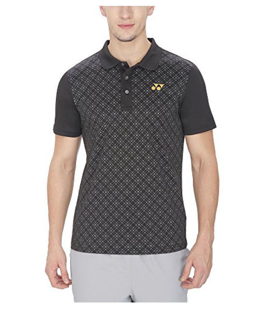 Yonex PM-6-654B-26B16-S Volume 26 Cut and Sew Polyester Badminton T-Shirt