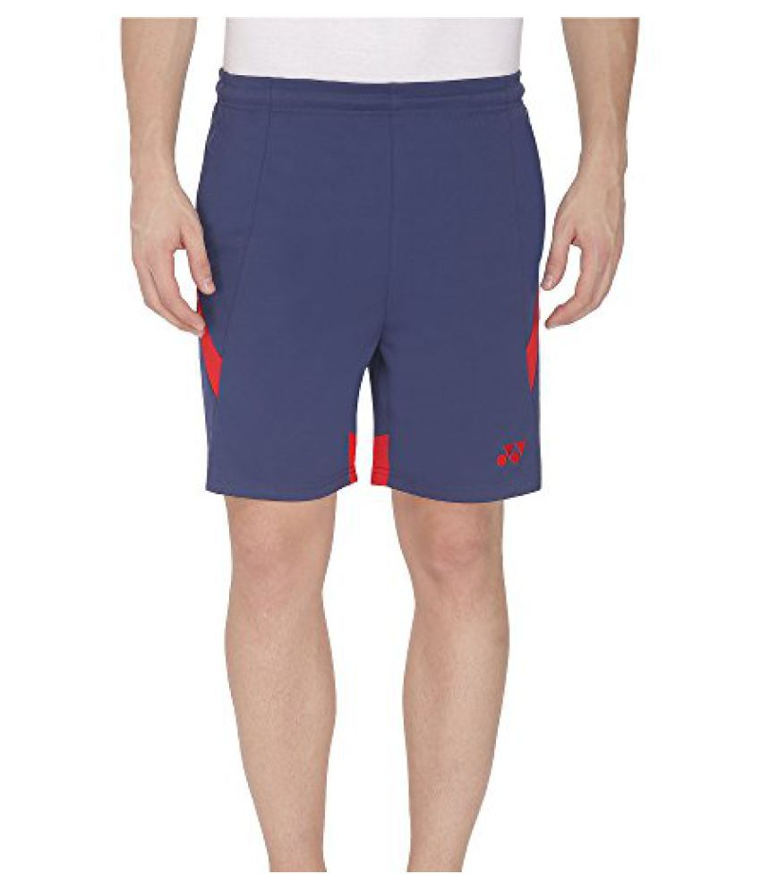 Yonex SM-6-462B-26K16-S Volume 26 Polyester Badminton Shorts