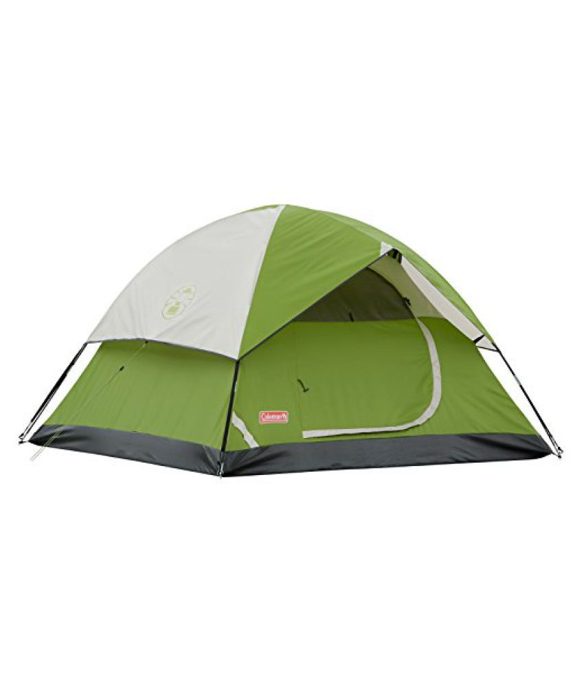 Coleman Sundome Tent, 3 Person (Green)