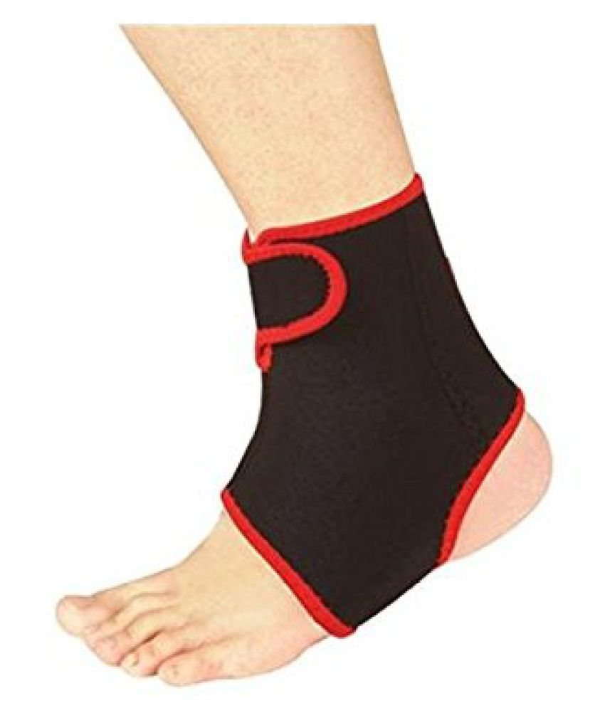 Nivia Adjustable Ankle Support