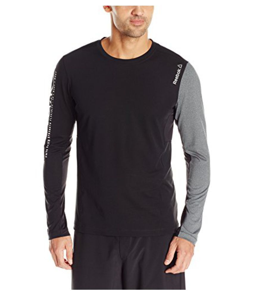 Reebok Mens One Series Breeze Shirt