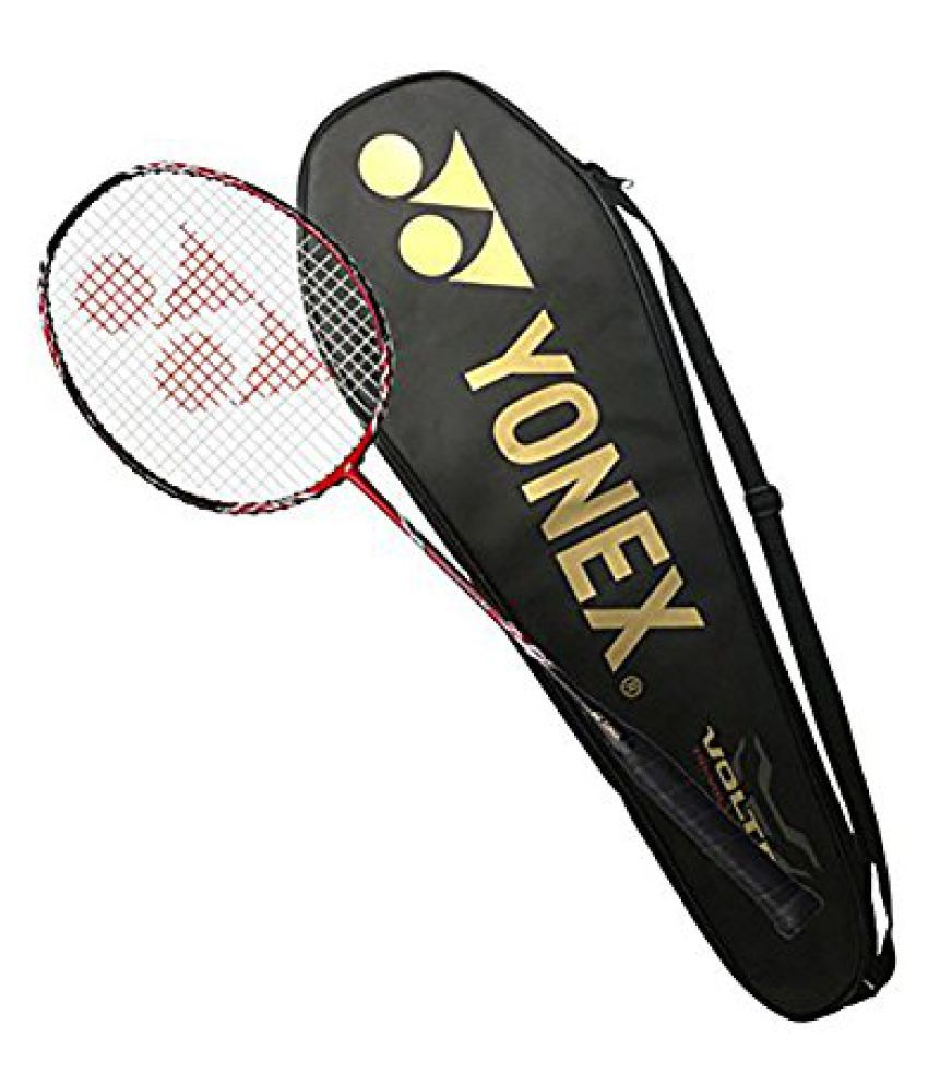 Yonex Voltric 7 Badminton Racquet Red/White