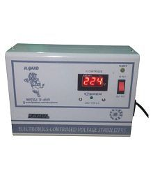 Rahul H-4180 A Digital Auto Matic A/C Voltage Stabilizer Suitable For AC (Upto 1.5 Ton) Stabilizer