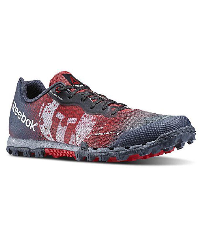 Abrumador código postal estéreo  Reebok All Terrain Super 2.0 Spartan Mens Running Shoe: Buy Online at Best  Price on Snapdeal