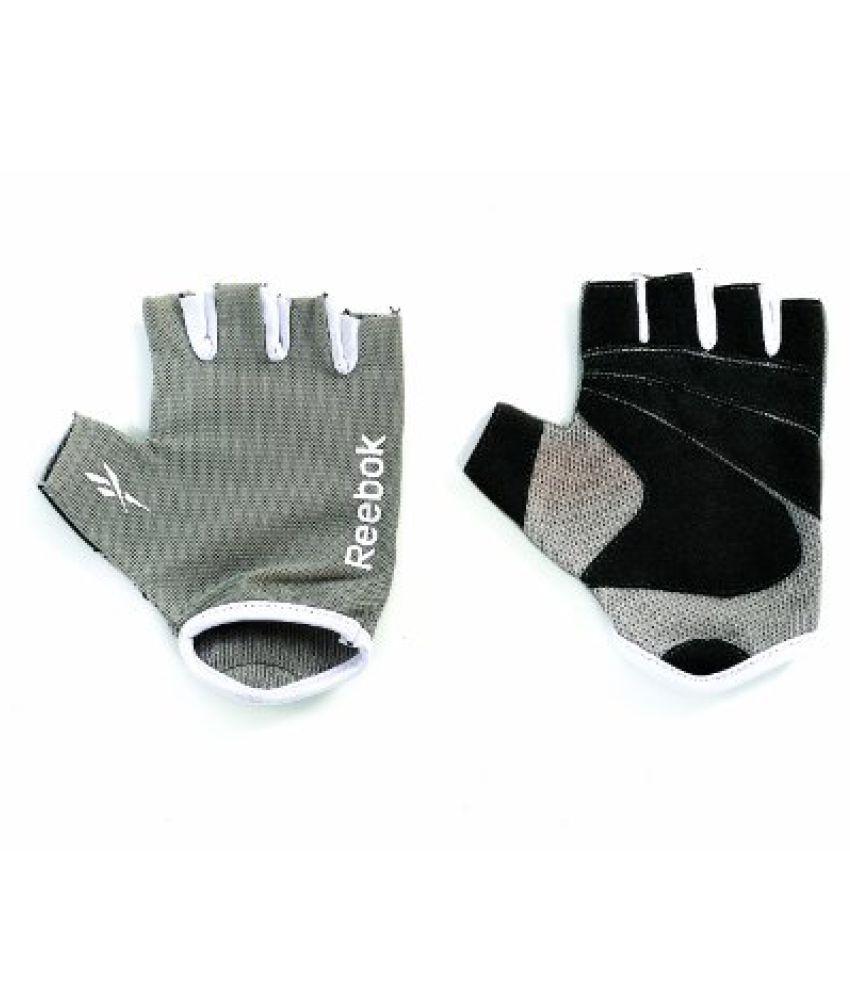Reebok Elements Fitness Gloves S/MGrey/White