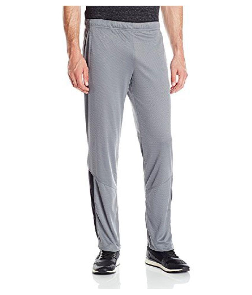 Reebok Men's Workout Ready Open Hem Knit Pants