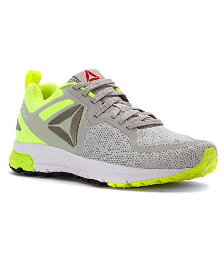 Reebok Women s One Distance 2.0 Running Shoe Skull Grey/Solar Yellow/Pewter/White 8 B(M) US