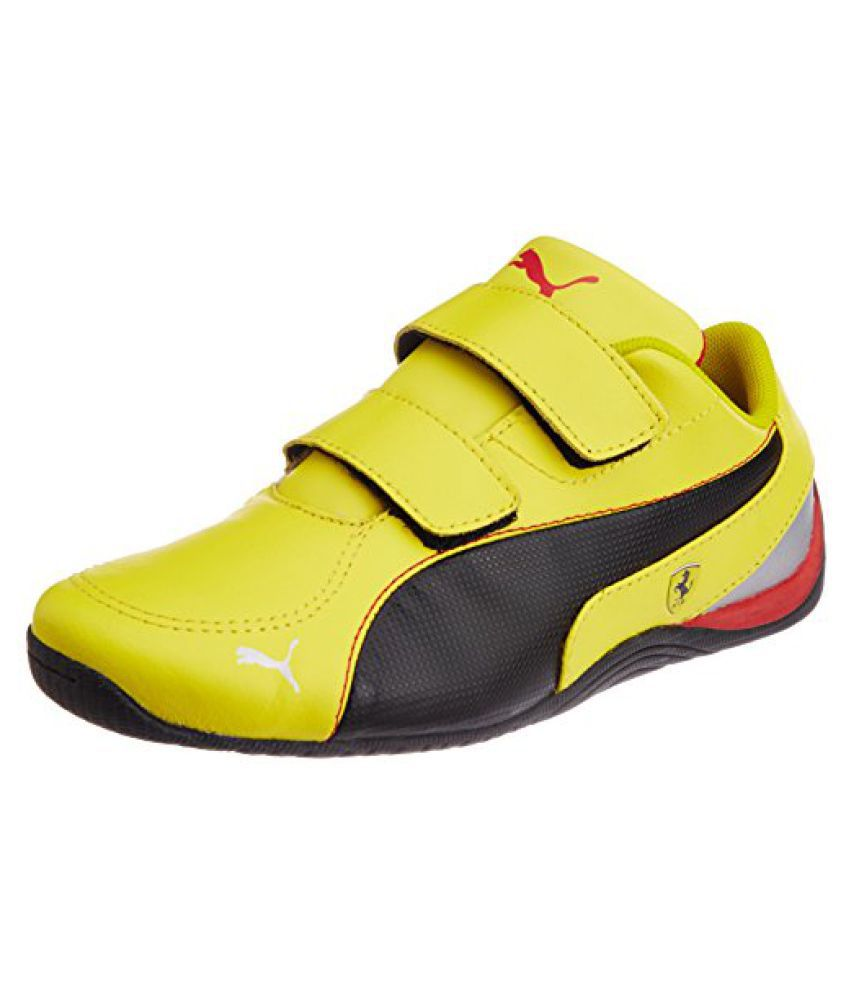 Puma Unisex Drift Cat 5 L SF V Kids Leather Sports Shoes