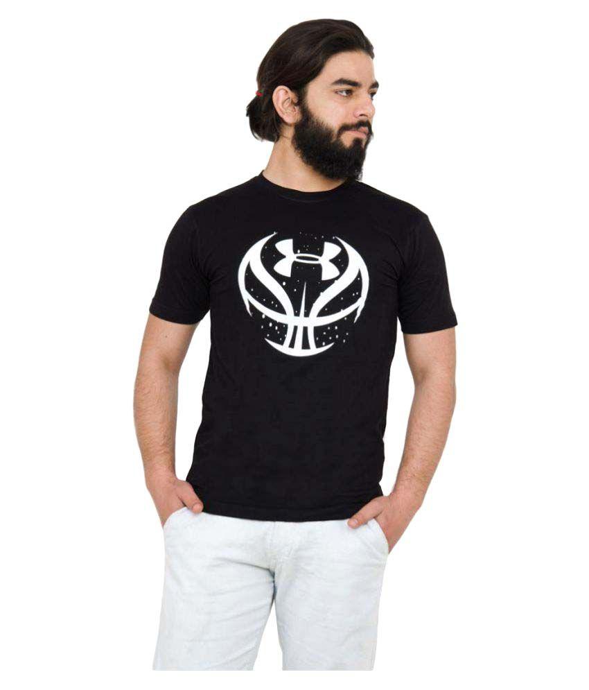 Exit9 Black Round T-Shirt