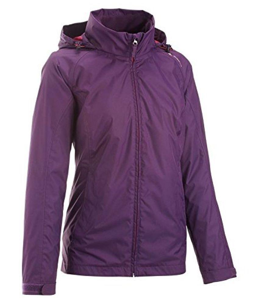 Quechua Arpenaz 100 Womens Purple - Size M
