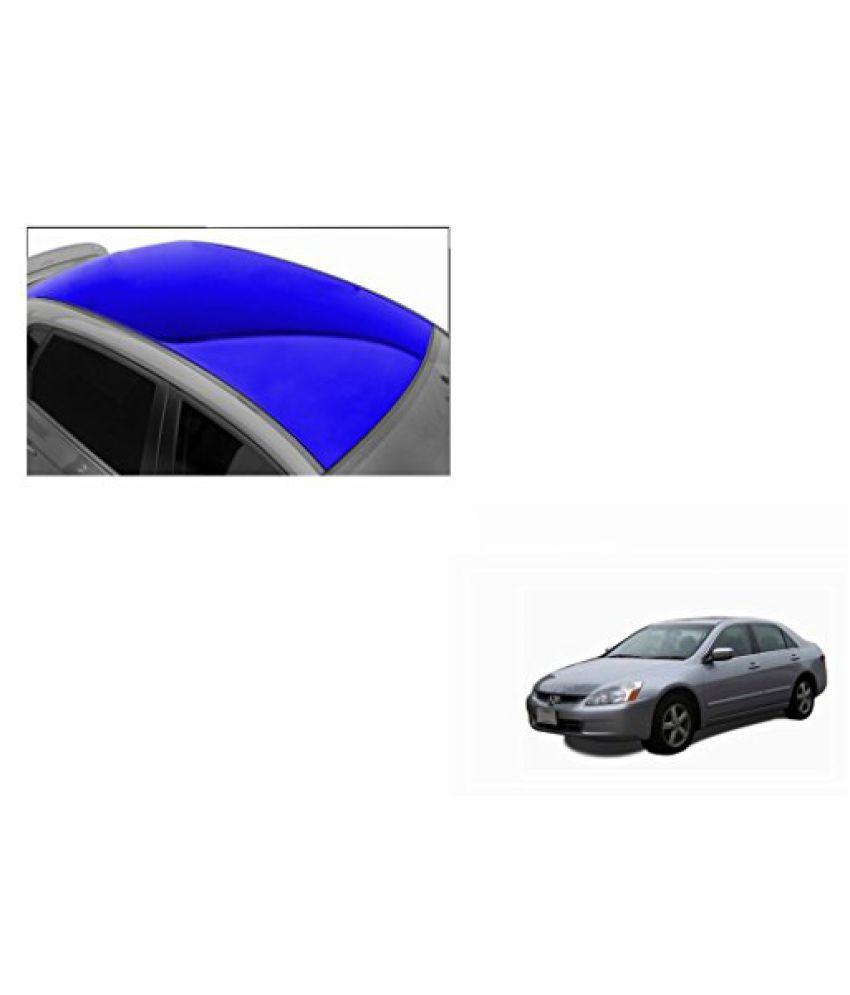 Speedwav Car Roof Glossy Wrap Sheet Blue-Honda Accord 2.4 Type 2 (2007-2009)