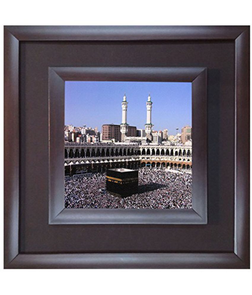 SAF Acrylic Textured Effect Framed Painting (Dimension(LXBXH): 12 X 2 X 12 Cms)