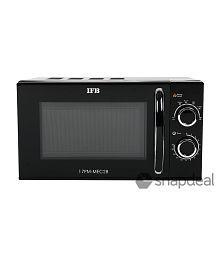 IFB 17 Ltr 17PM-MEC2B Solo Microwave Oven Black